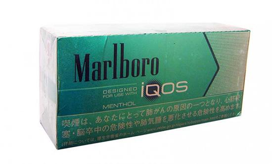 Преимущества и ассортимент стиков IQOS от Мальборо