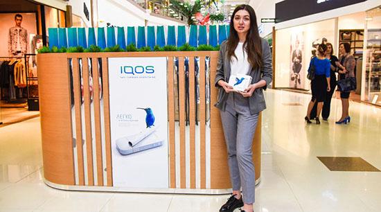 Отзывы сотрудников об работе в Iqos