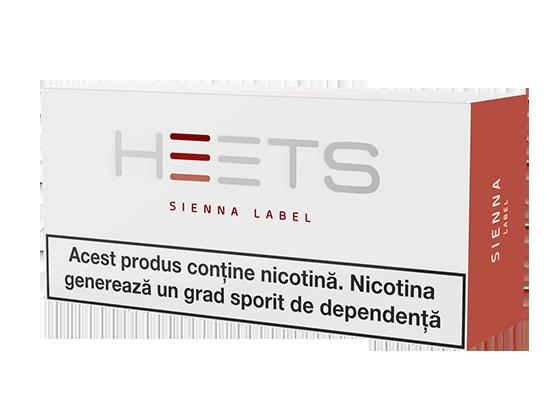Новые стики IQOS Sienna Label, вкусы и особенности новинки