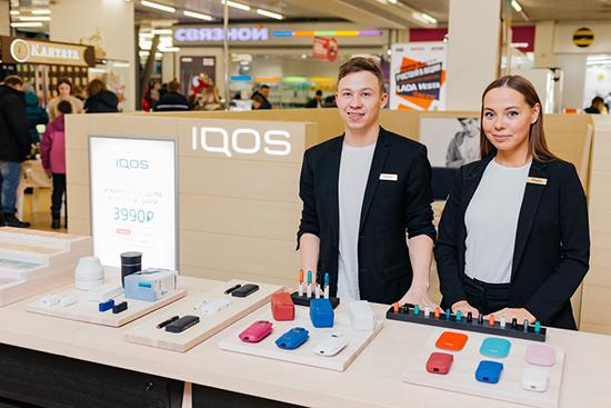 Покупка франшизы бренда айкос – гарантия быстрой окупаемости