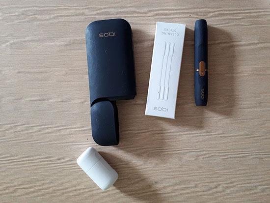 относится ли айкос к табачным изделиям