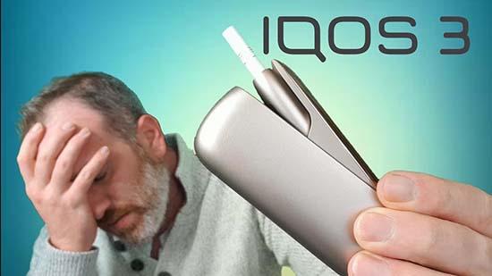 Неприятный запах IQOS: правда или вымысел?