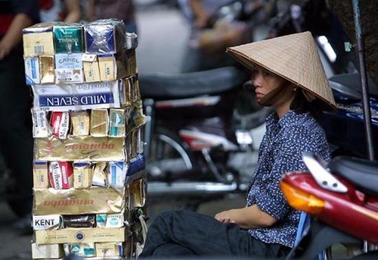 Cколько стоят сигареты в Нячанге