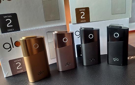 Glo: чем привлекательна система нагревания табака