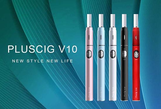 Подробный обзор нагревателя табака Pluscig V10